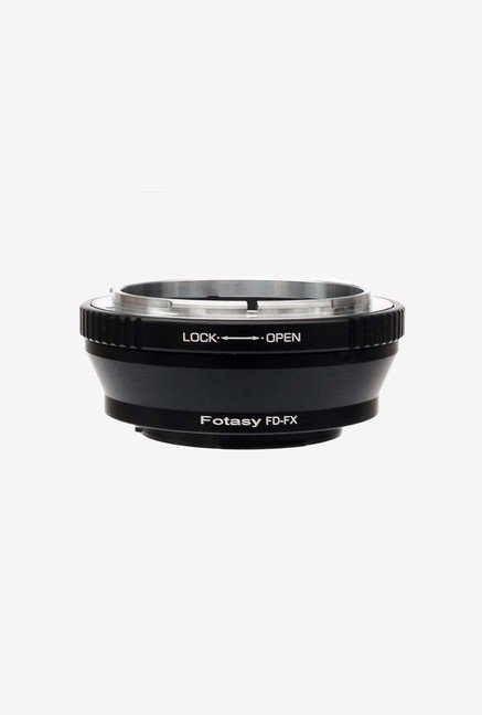 Fotasy AFFD Lens Mount Camera Adapter (Black)