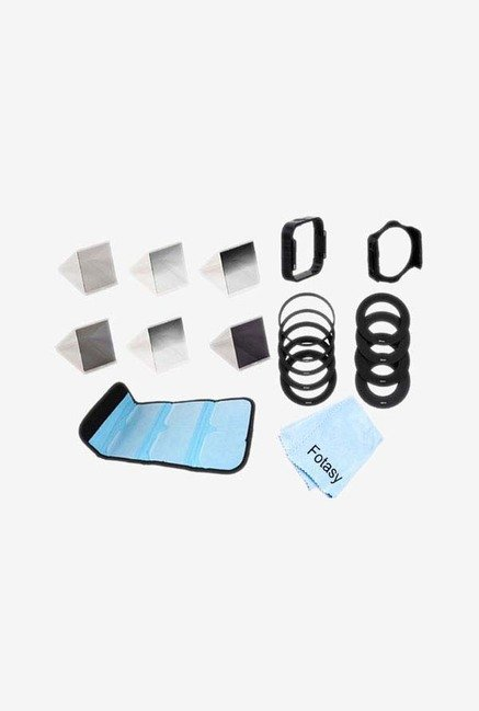 Fotasy FKC19 Square Filter Kit (Black)