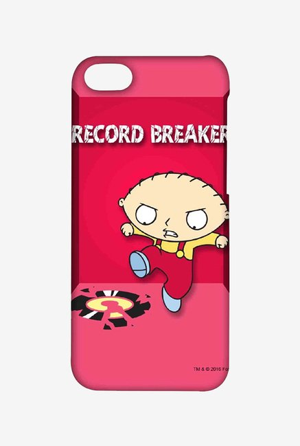 Family Guy Record Breaker Case for iPhone 5C