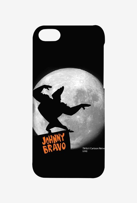Johnny Bravo On The Moon Case for iPhone 4/4s