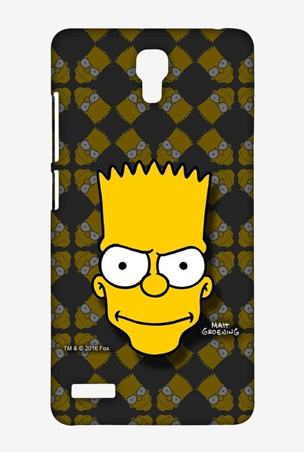 Simpsons Bartface Case for Xiaomi Redmi Note 4G