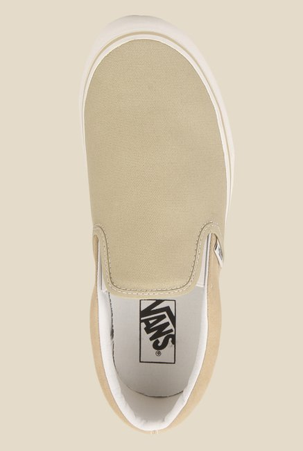 Vans Classic Beige Casual Shoes