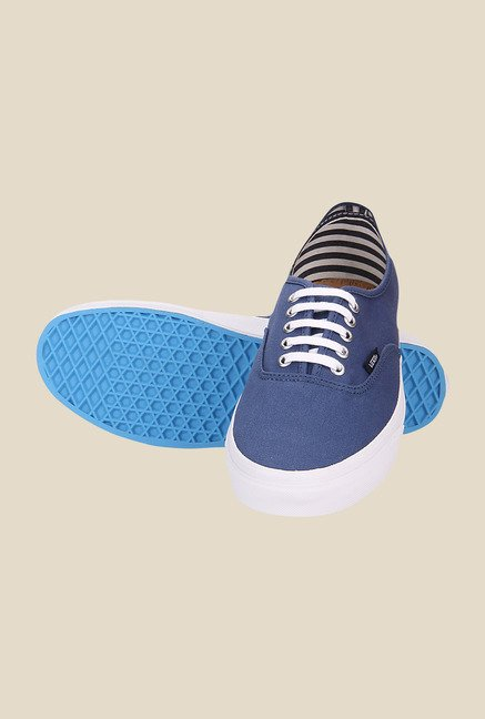 Vans Authentic Blue Sneakers