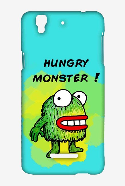 Kritzels Hungry Monster Case for Yu Yureka Plus