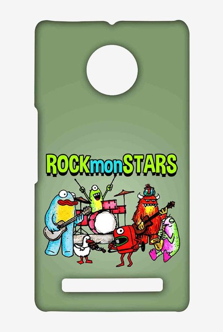 Kritzels Rockmonstars Case for Yu Yuphoria