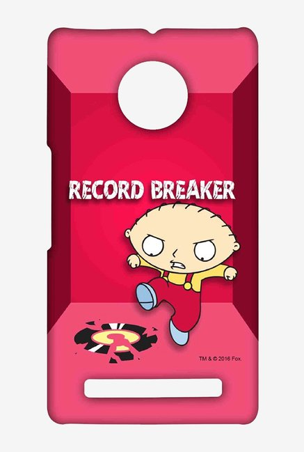Family Guy Record Breaker Case for Yu Yuphoria