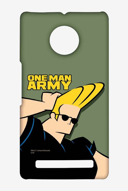 Johnny Bravo One Man Army Case for Yu Yuphoria