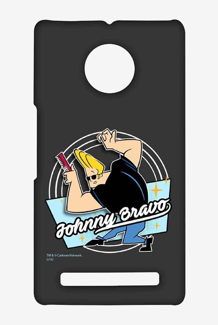 Johnny Bravo Old School Case for Yu Yuphoria