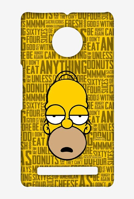 Simpsons Homer Says Case for Yu Yuphoria