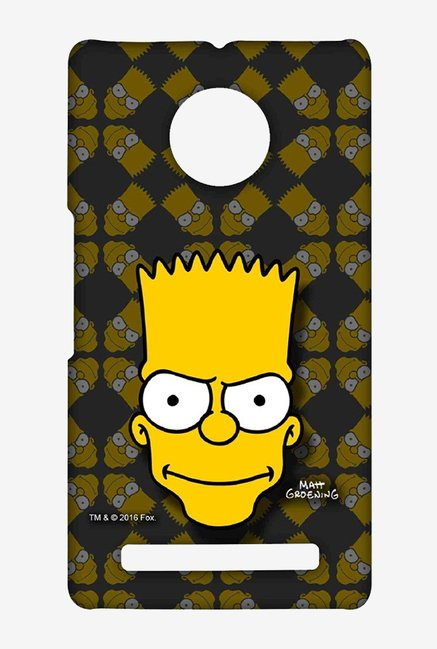 Simpsons Bartface Case for Yu Yuphoria