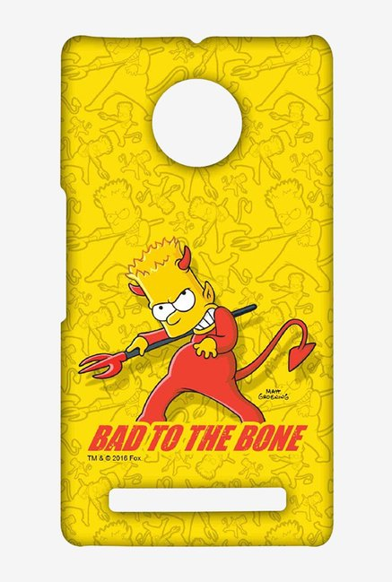 Simpsons Bad To The Bone Case for Yu Yuphoria
