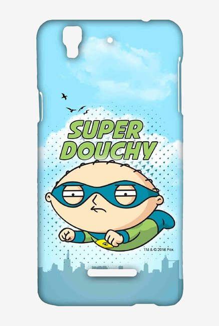 Family Guy Super Douchy Case for Yu Yureka