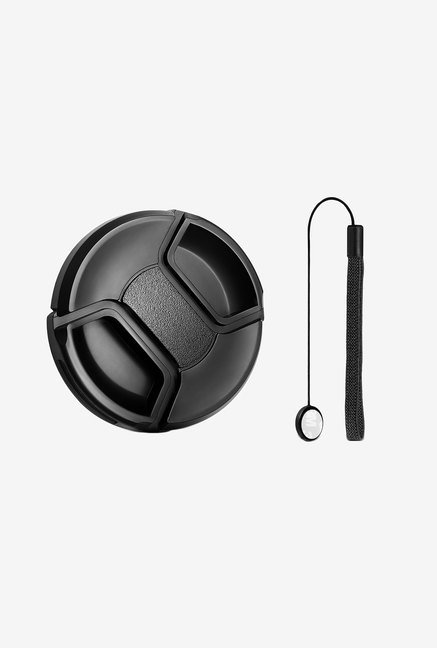 Goja 5 Centre Pinch Lens Cap (58mm) & 5 Cap Keeper Leash