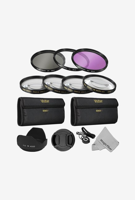 Goja 55mm Professional Lens Filter Kit For Sony Alpha Series