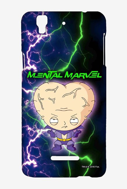Family Guy Mental Marvel Case for Yu Yureka
