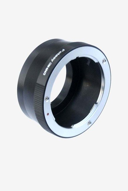 Fotasy MAOMJ Lens Mount Camera Adapter (Black)