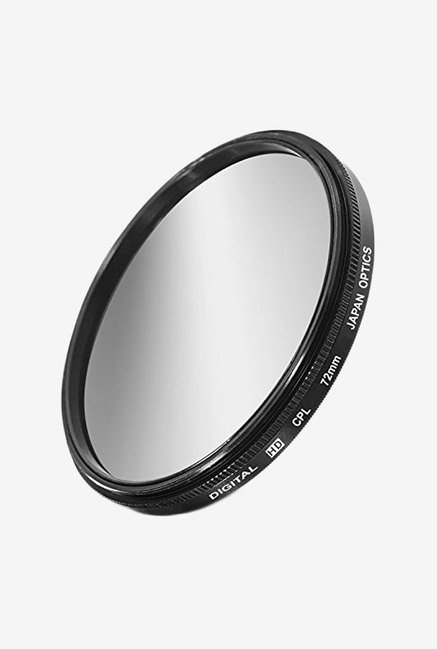 Goja 72mm Circular Polarizer CPL Filter For Canon