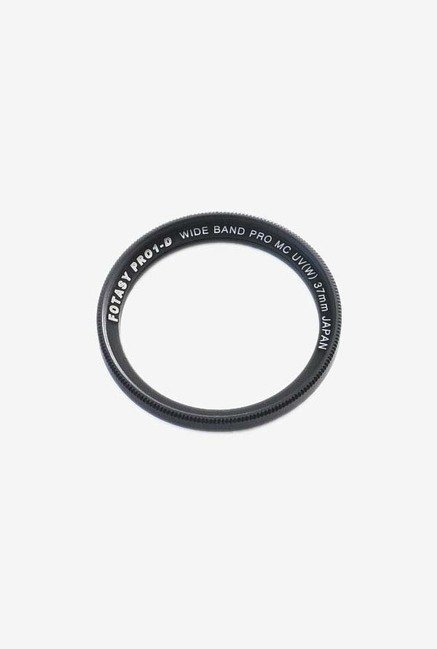 Fotasy MRC 37 mm Multi-Coated Filter (Black)