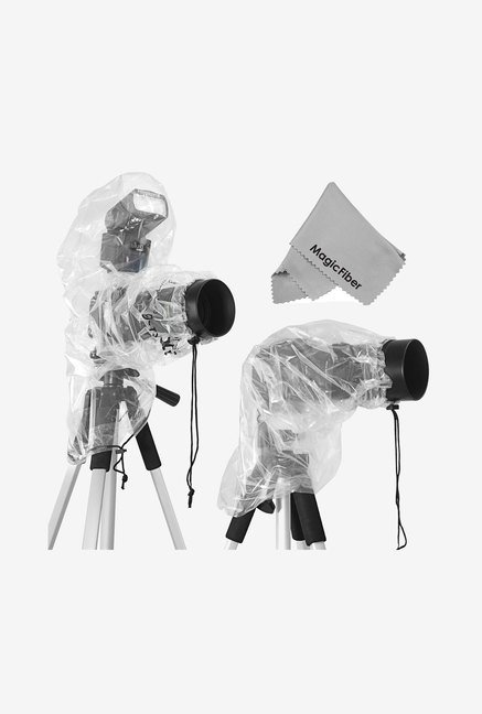 Goja Rain Covers For DSLR Cameras (2 Pack)