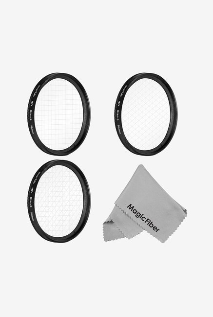 Goja KC0081 Star Filter Set For Canon Rebel (Black)
