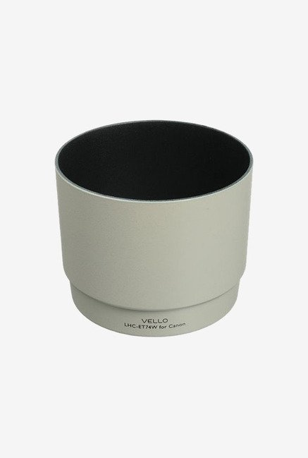 Vello ET-74W Dedicated Lens Hood for Canon 70-200mm (White)