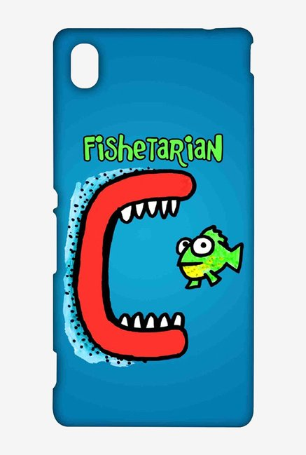 Kritzels Fishetarian Case for Sony Xperia M4
