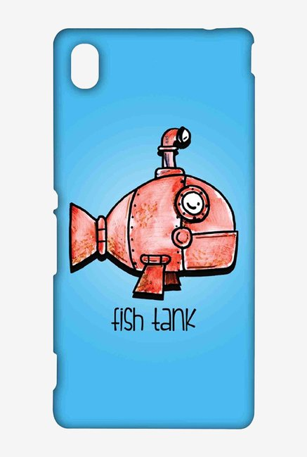 Kritzels Fish Tank Case for Sony Xperia M4