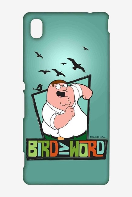 Family Guy Bird Word Case for Sony Xperia M4