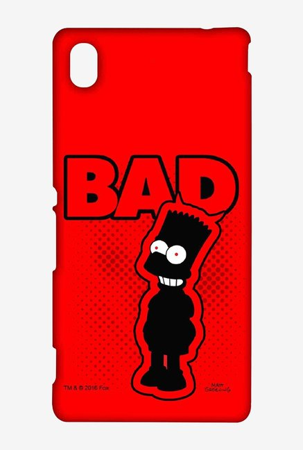 Simpsons Bad Case for Sony Xperia M4