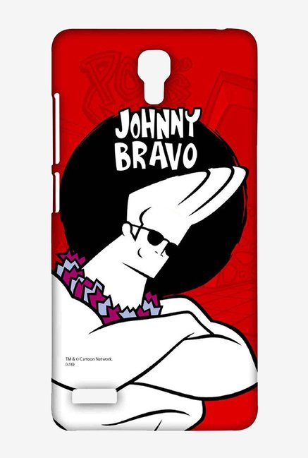 Johnny Bravo Hawaii Case for Xiaomi Redmi Note Prime