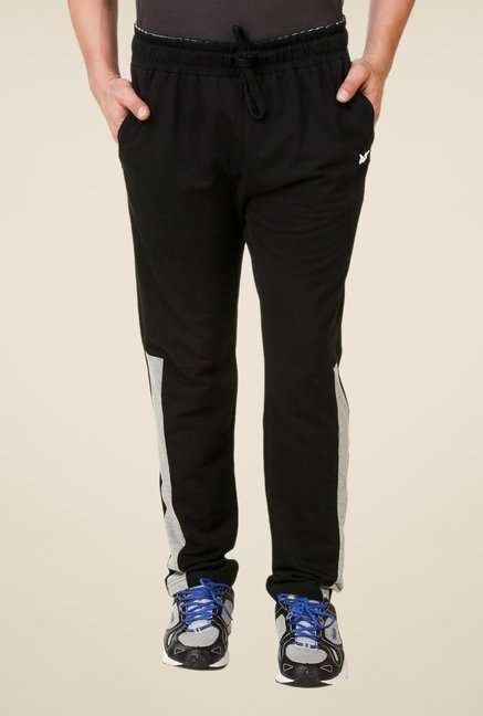 Spunk Black Acer Trackpants