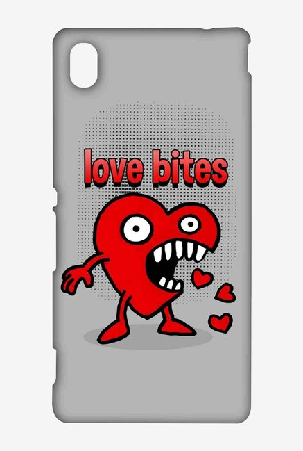 Kritzels Love Bites Case for Sony Xperia M4