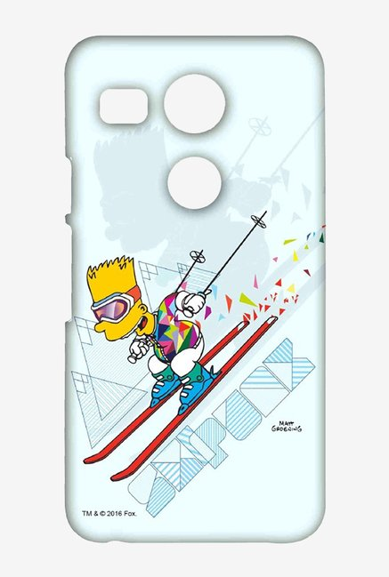 Simpsons Ski Punk Case for LG Nexus 5X