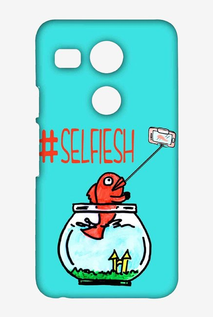 Kritzels Selfiesh Case for LG Nexus 5X