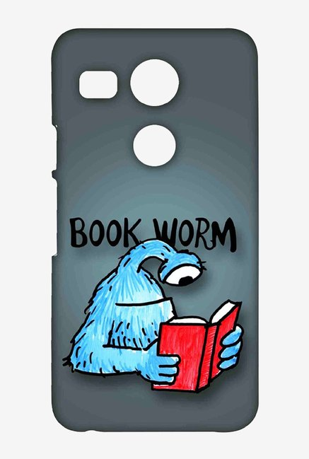 Kritzels Book Worm Case for LG Nexus 5X