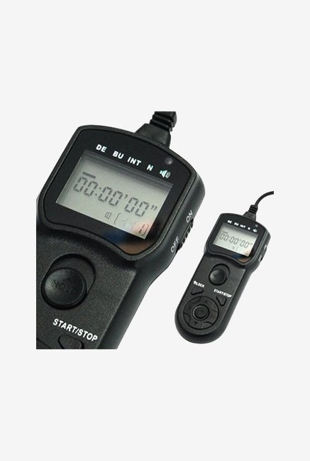 Cowboy Studio Timer Remote Control Shutter For SLR Camera