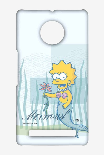 Simpsons Mermaid Case for Yu Yuphoria