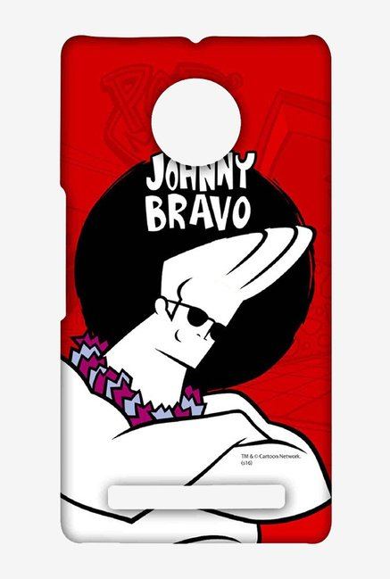 Johnny Bravo Hawaii Case for Yu Yuphoria
