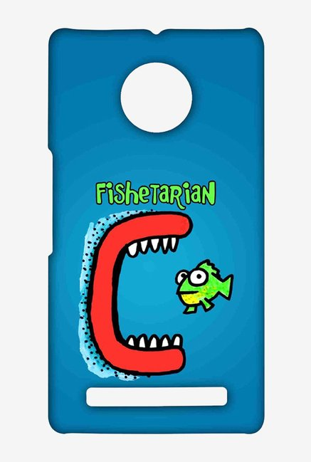 Kritzels Fishetarian Case for Yu Yuphoria