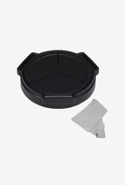 Cowboy Studio Self Retaining Auto Lens Cap (Black)
