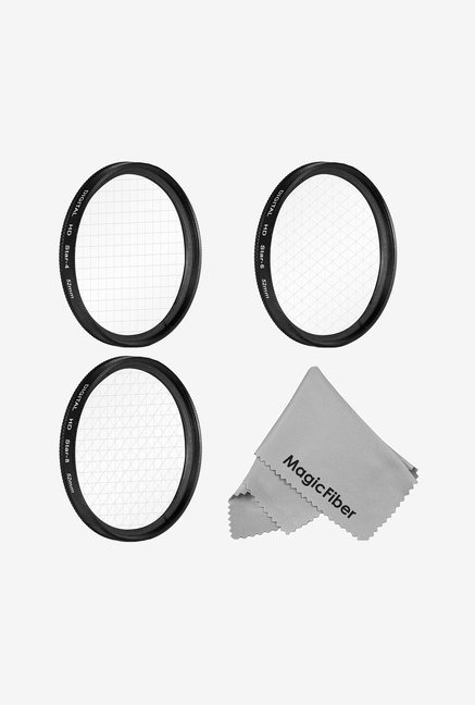 Goja 52mm Professional Star Filter Set For DSLR Cameras