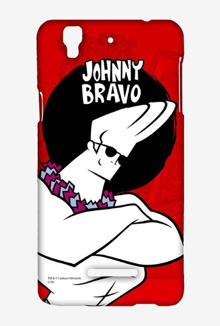 Johnny Bravo Hawaii Case for Yu Yureka