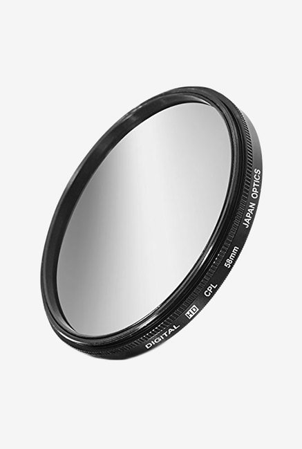 Goja 58mm CPL Circular Polarizer Multi-Coated Glass Filter