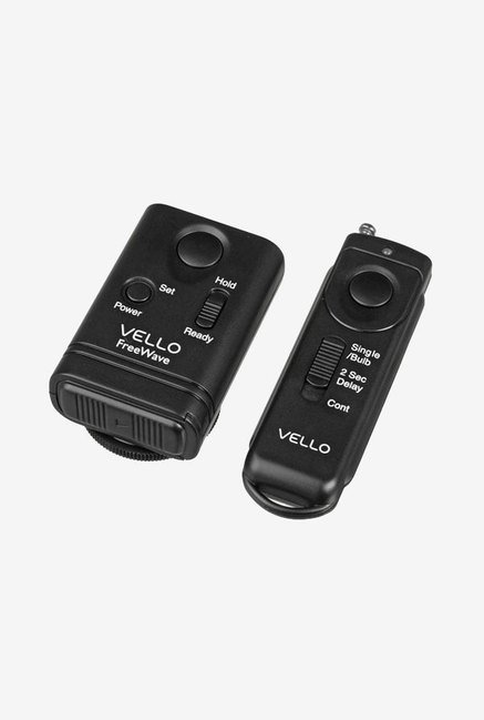 Vello RW-C1 FreeWave Wireless Remote Shutter Release (Black)
