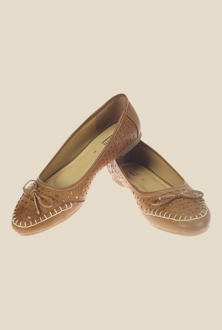 Khadim's Sharon Tan Flat Ballets