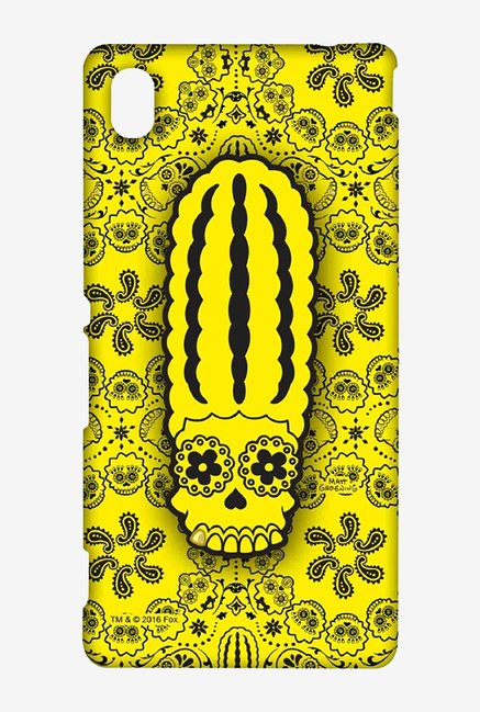Simpsons Celtic Marge Case for Sony Xperia M4