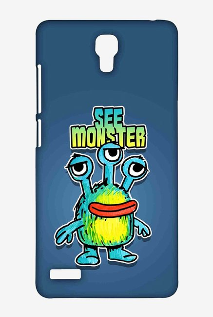 Kritzels See Monster Case for Xiaomi Redmi Note Prime