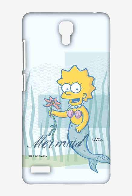 Simpsons Mermaid Case for Xiaomi Redmi Note Prime