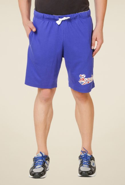 Spunk Blue Core Shorts