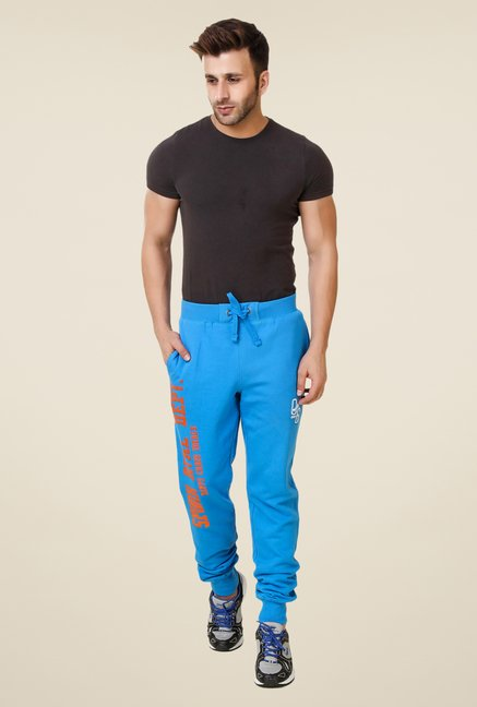 Spunk Blue Sync Trackpants